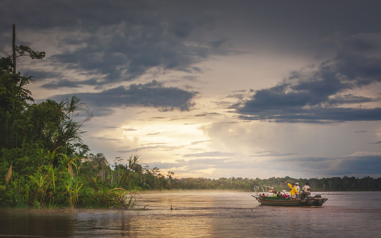 Facts about the Amazon River