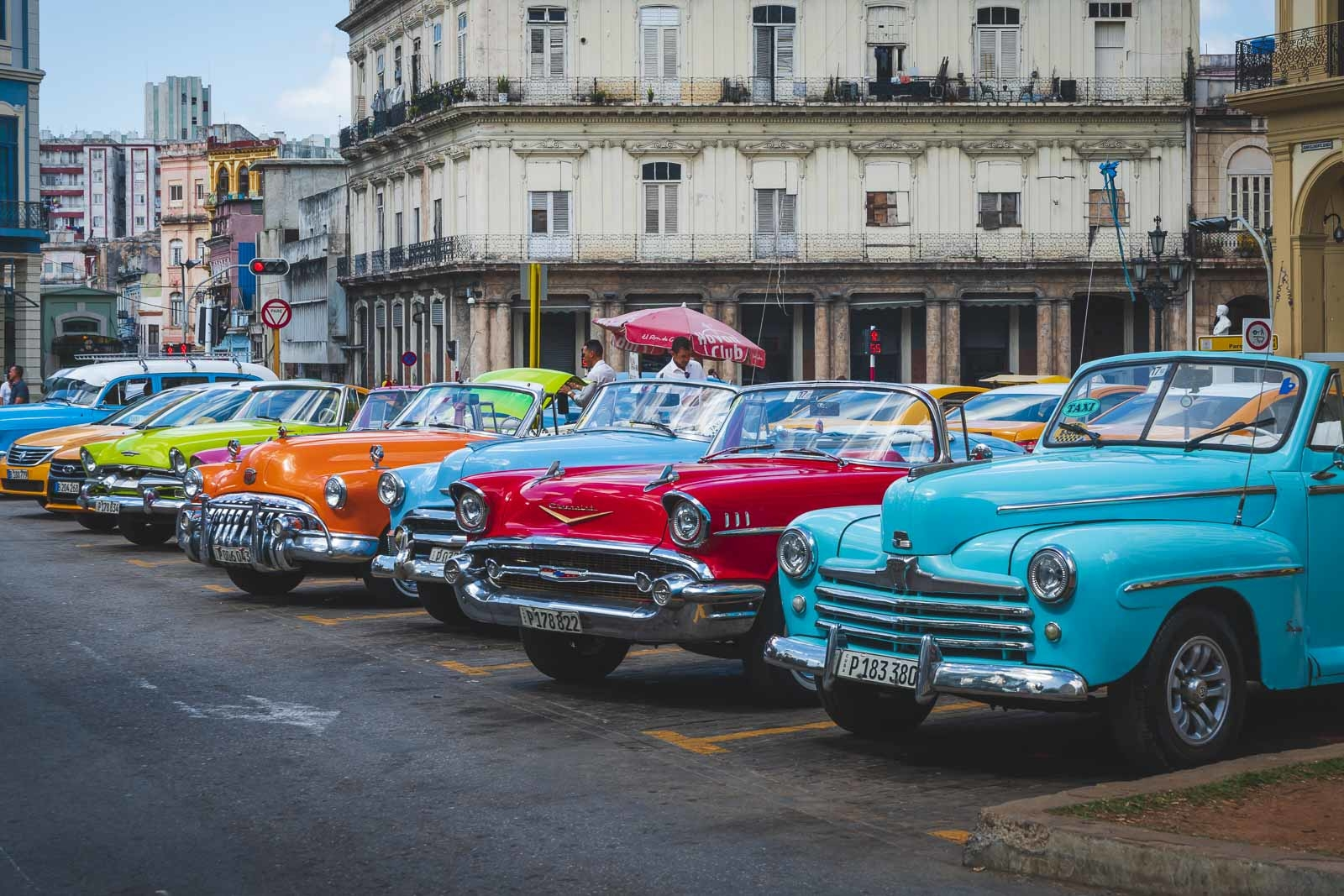 Fun Facts about Cuba old cars