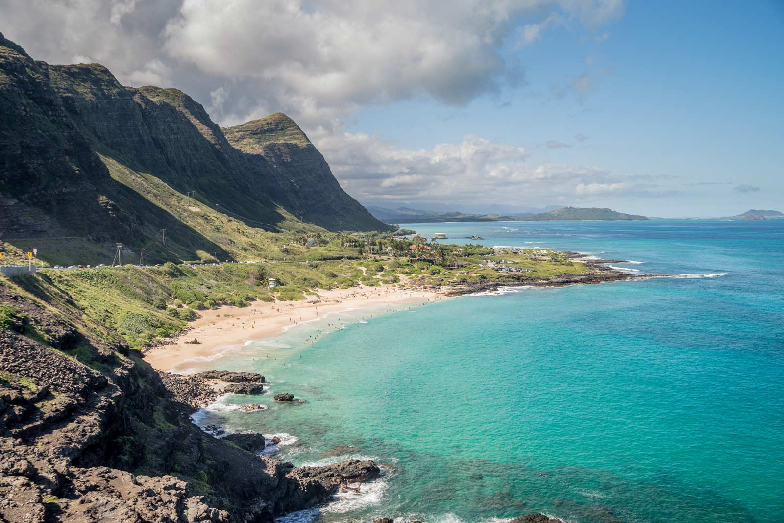 Hawaii has a diverse landscape