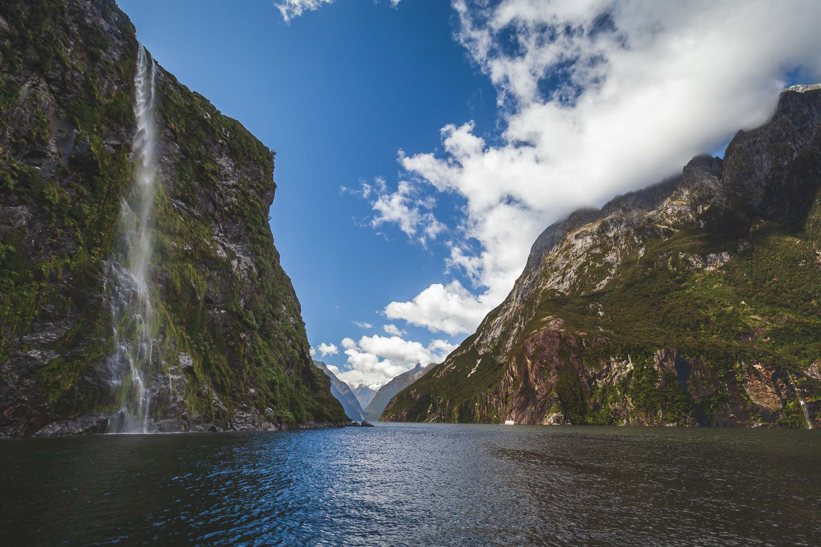 Facts about New Zealand: Milford Sound