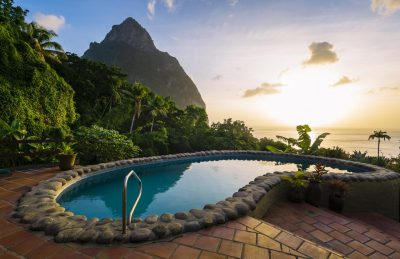 Facts about st. Lucia