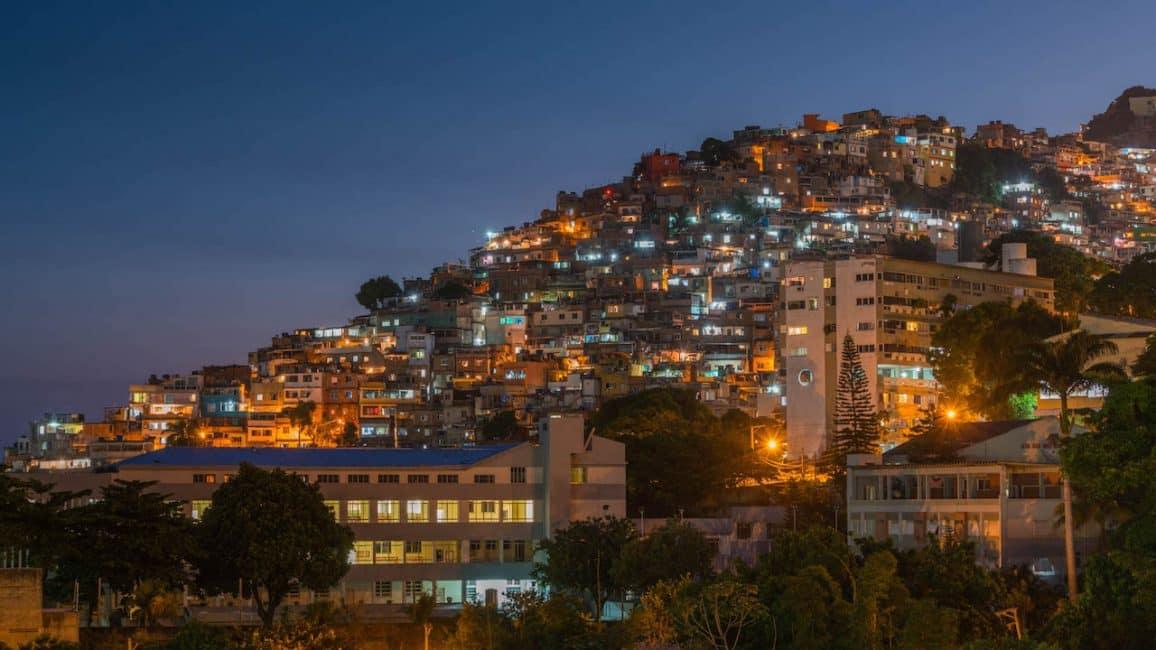 Rio Favelas header
