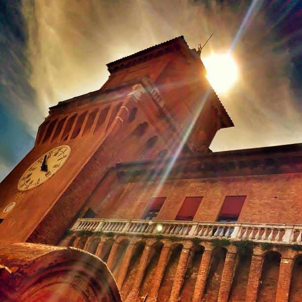 Ferrara in emilia romagna
