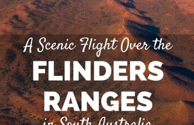 If there is one thing we love to do it is to take scenic flights, and witnessing Wilpena Pound of the Flinders Ranges in South Australia is one of the best.