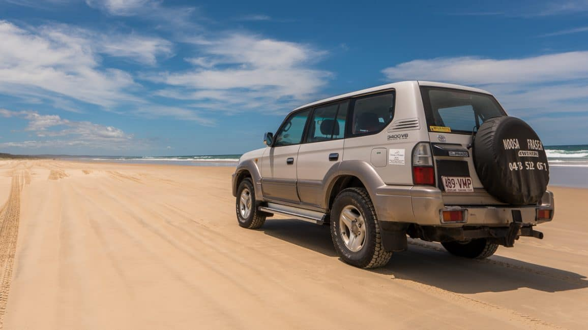 Fraser island tour, You'll Love this Unique 4WD Adventure
