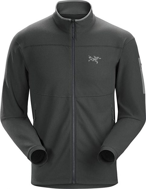 travel jacket | arcteryx Delta LT