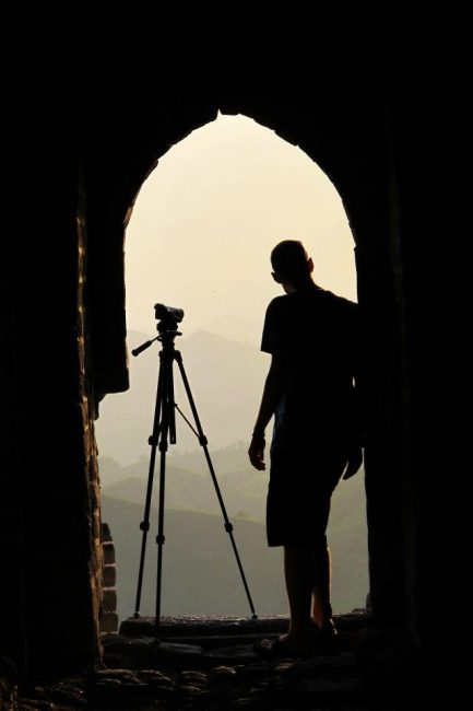 Video tips for trave bloggers   Great Wall Timelapse