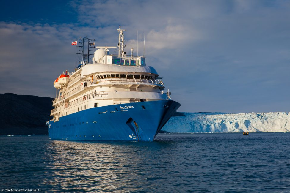 greenland expedition ship