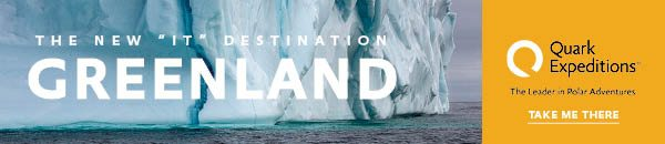 Quark Expeditions Greenland