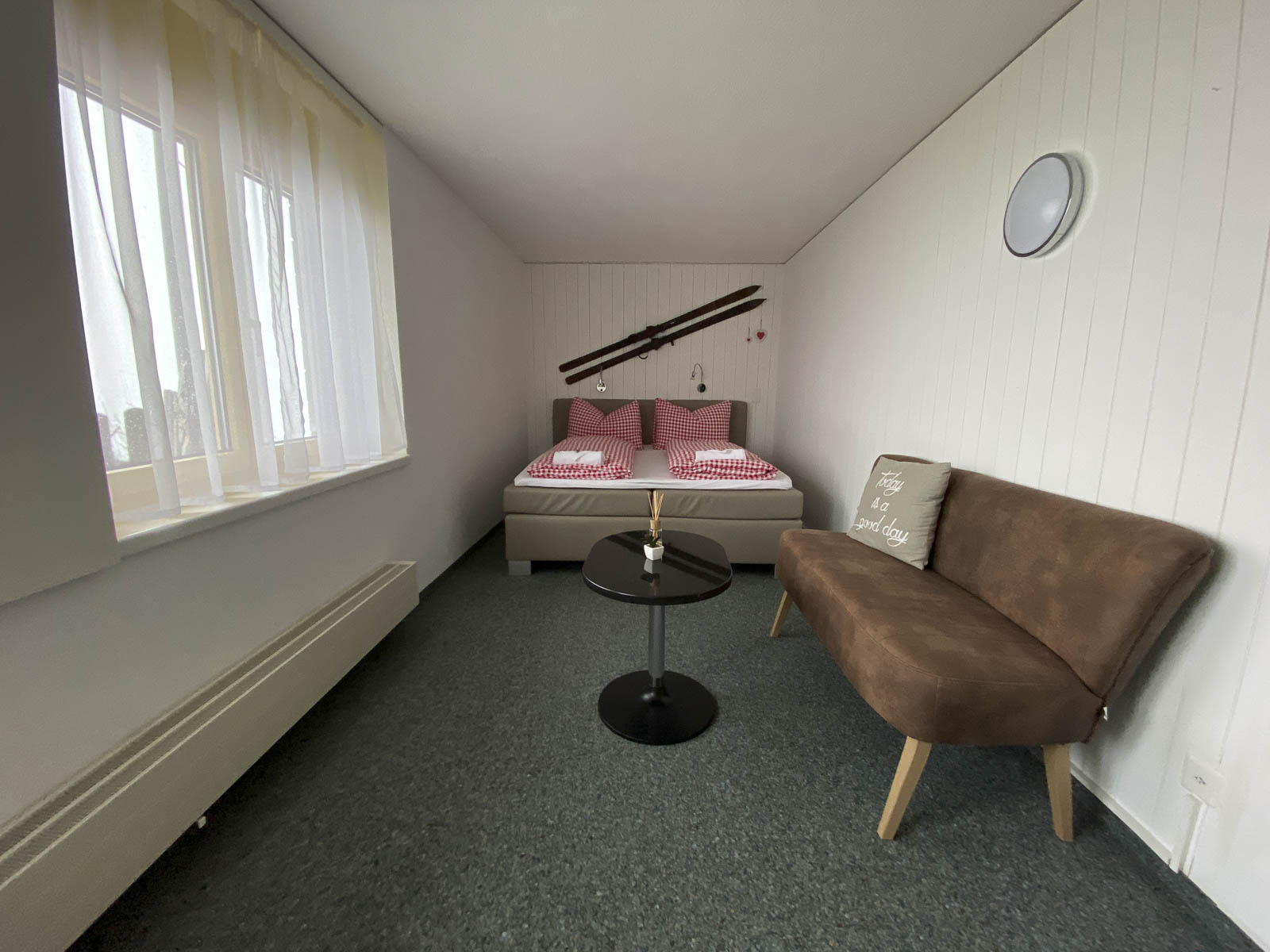 Berggasthaus First Double Room