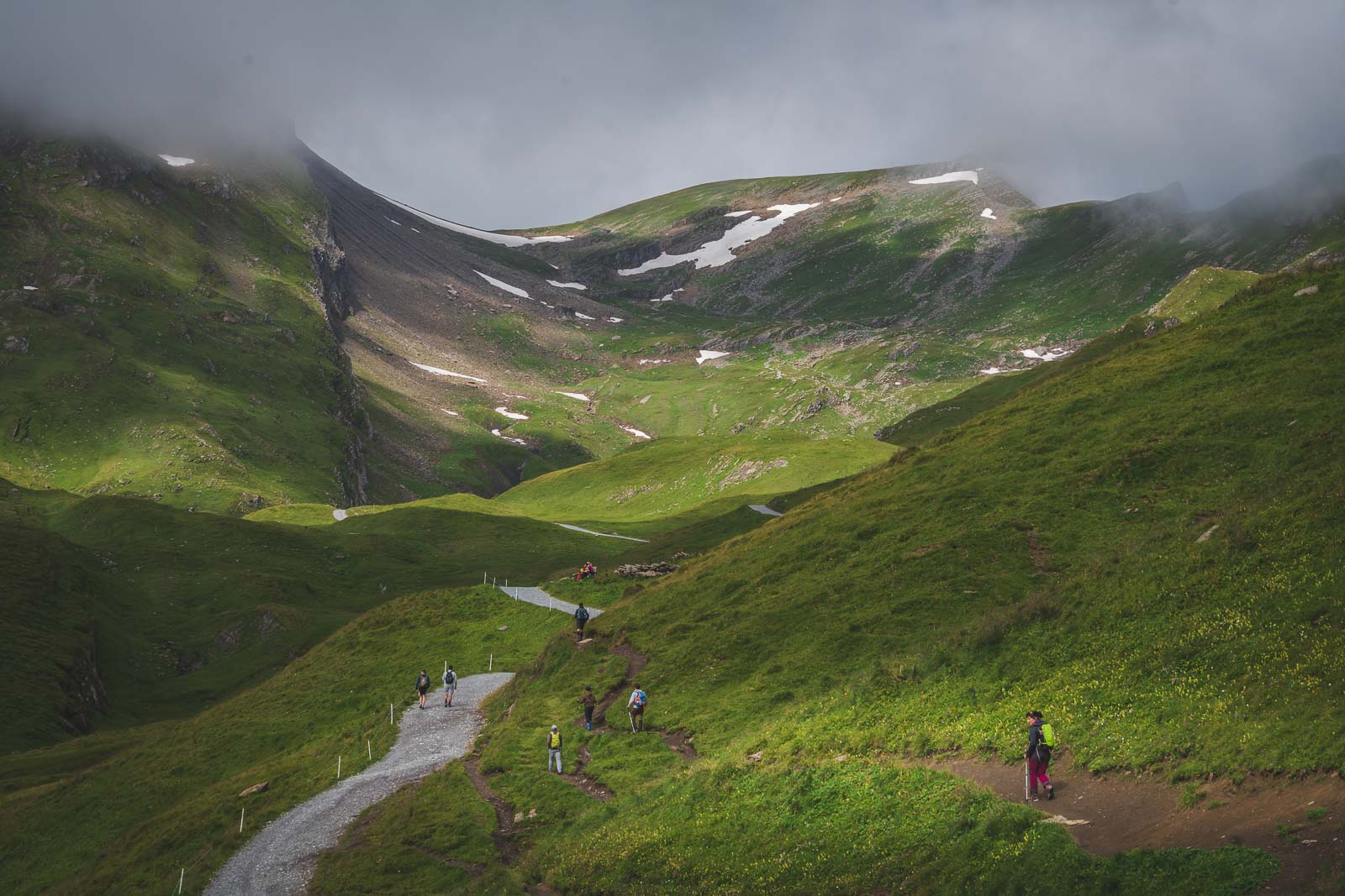 Grindelwald First Details