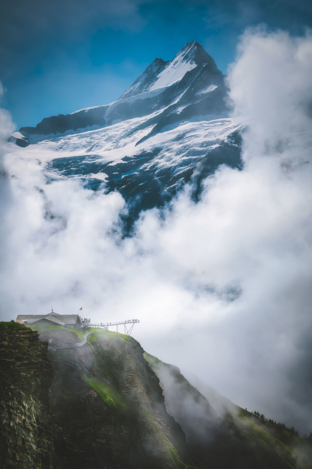 Things to do at Grindelwald First