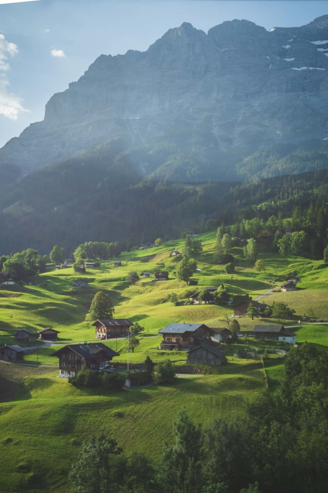 Getting from Grindelwald to First