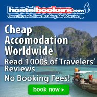The official store of Hostelbookers Coupon offers the best prices on Travel & Holidays and more. This page contains a list of all Hostelbookers Coupon Store coupon codes that are available on Hostelbookers Coupon store. Save $32 on your Hostelbookers Coupon purchase with the Hostelbookers Coupon coupons.