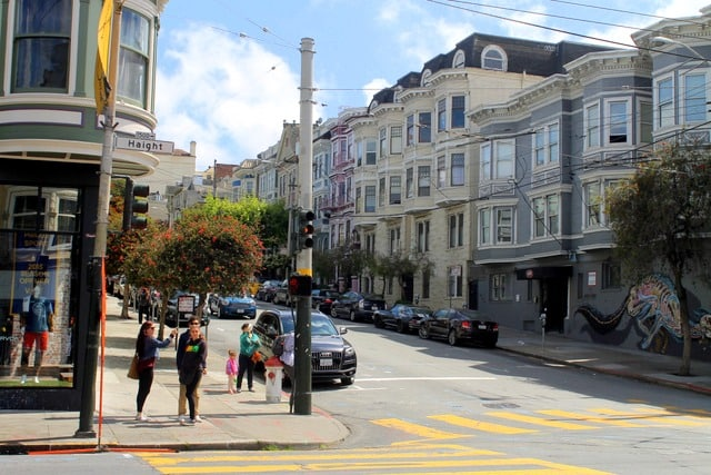 San Francisco Places to stay in Haight Ashbury