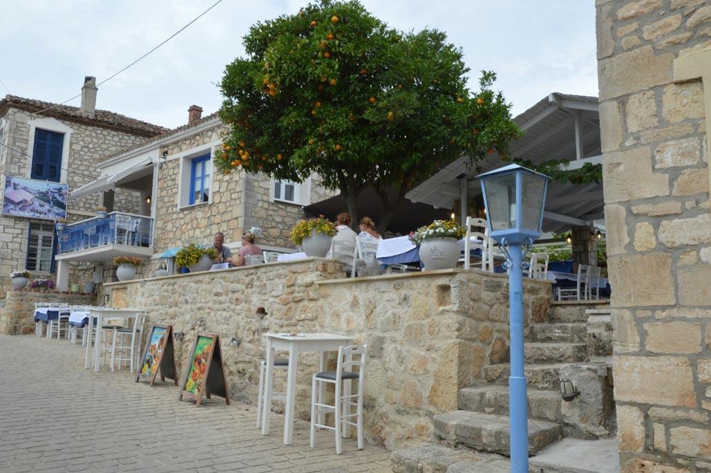 traditinal village of Halkidiki