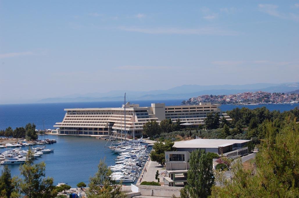 greece halkidiki travel waterfront