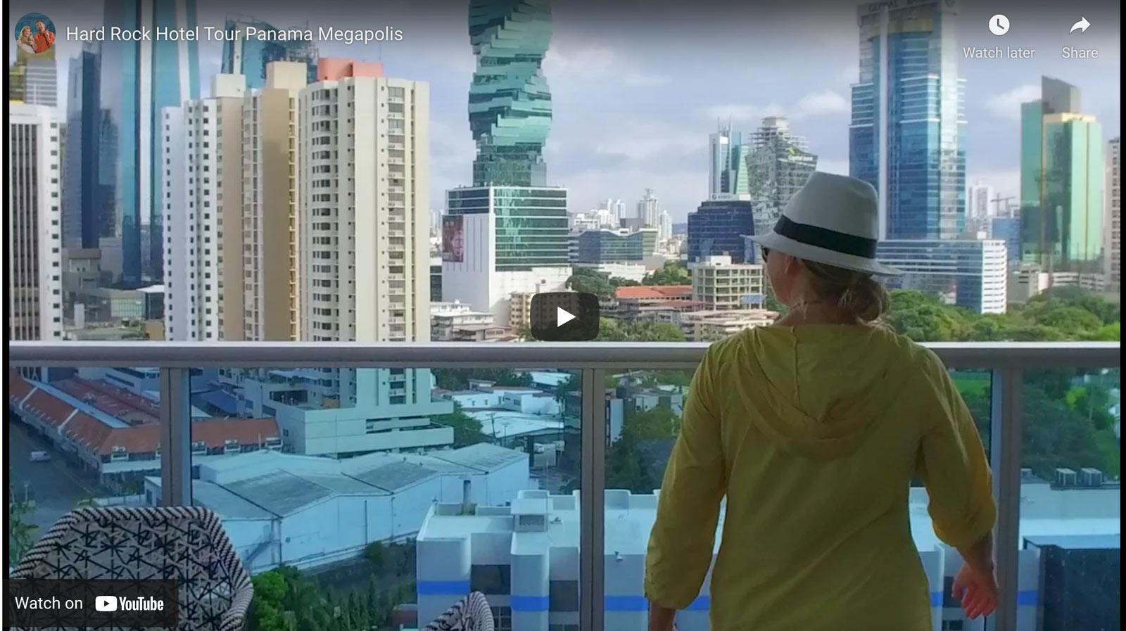 Hard Rock In Panama City Video