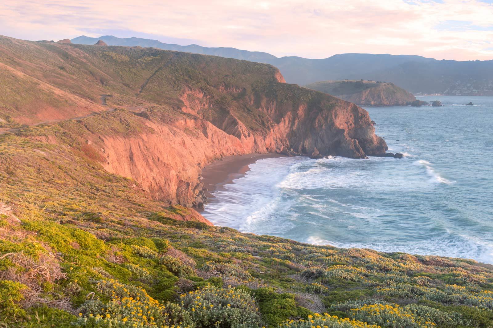 Mori Point Pacifica near San Francisco