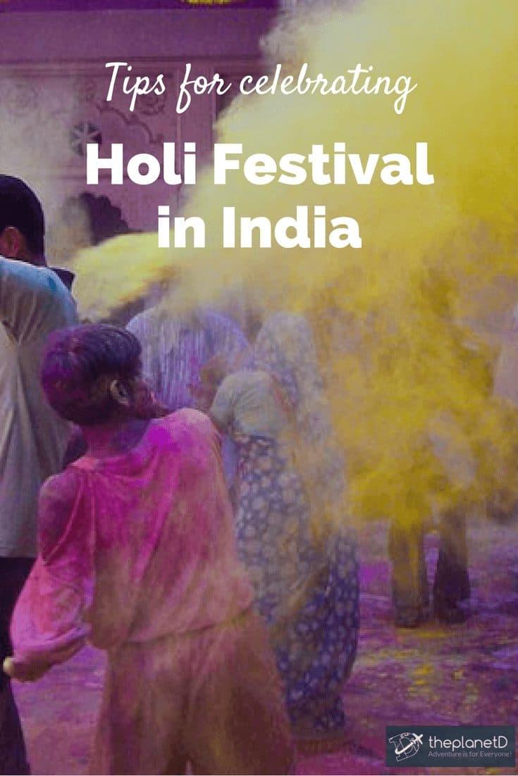 holi festival tips