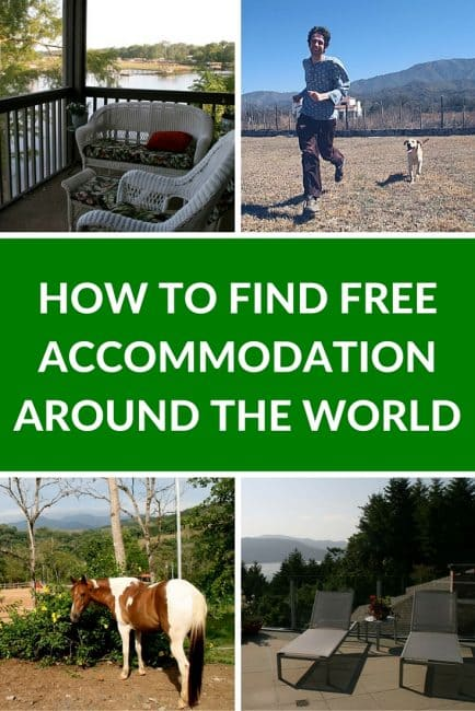 How to Find Free Accommodation Around the World