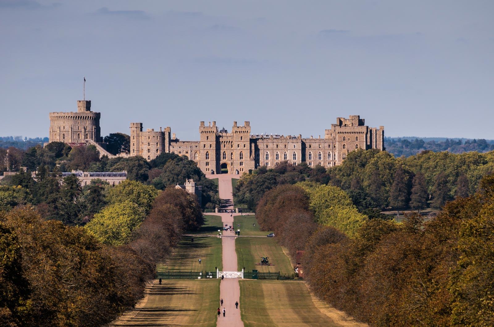 how to visit Windsor Castle