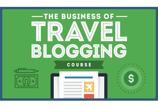 Best Courses to hep you start a travel blog