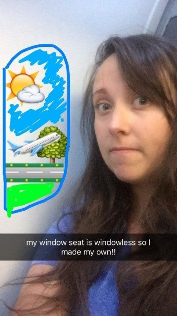 How-to-use-snapchat-Loosen-Up-window-seat