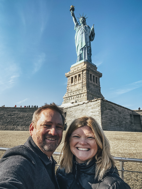 Take a Guided tour of the Statue of Liberty and Ellis Island