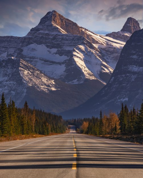 Rocky Mountaineer Icefields Parkway Drive | best road trips near me
