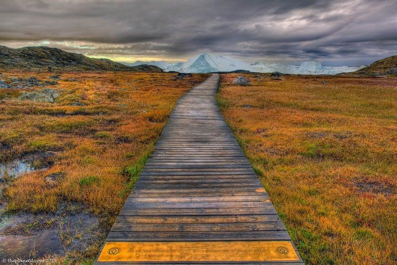 Ilulissat Glacier Greenland UNESCO World Heritage