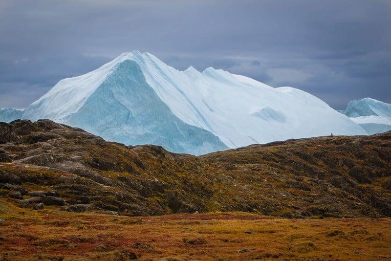 Ilulissat Glacier Greenland iceberg