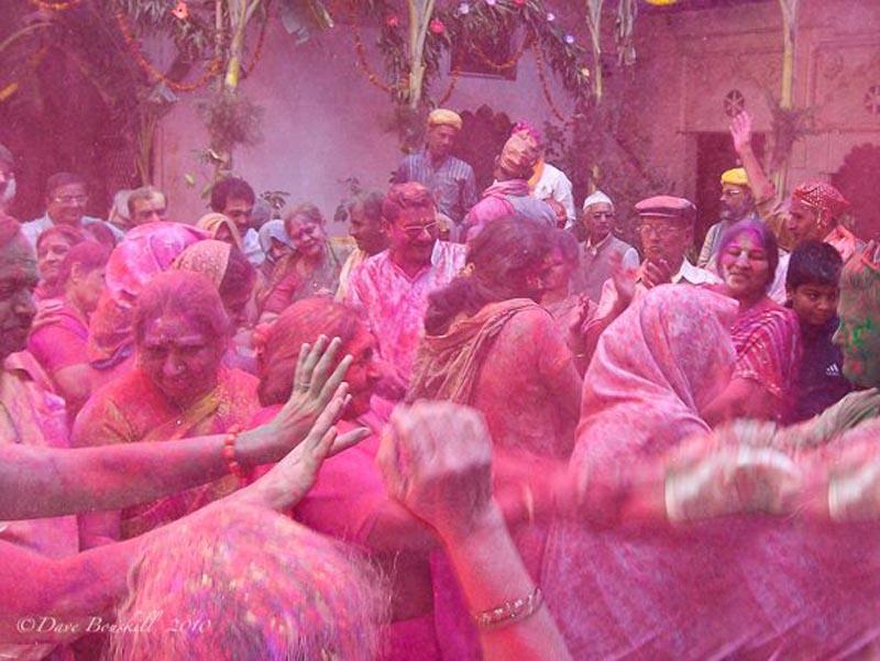 indias holi festival