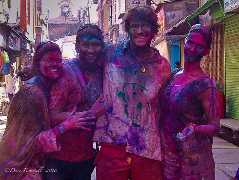 festival of holi clean up
