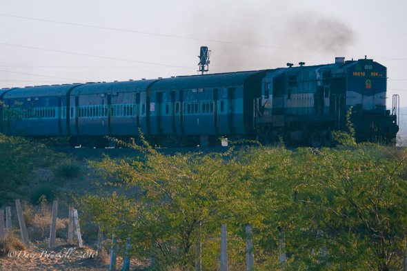 Train in India Travel Tips