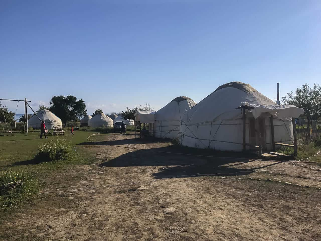 Almaluu Yurt Camp