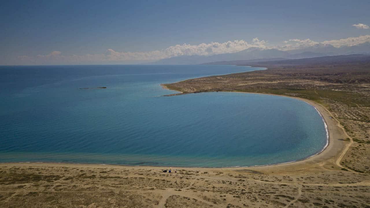 Issyk-Kul-Lake