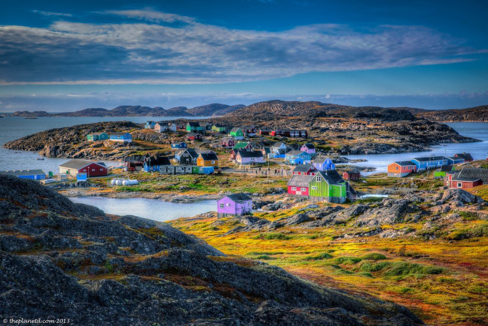 Greenland, Where an Ancient Culture Meets the Modern World