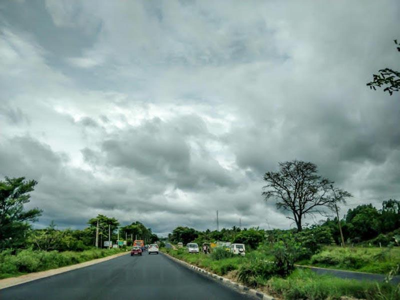 roads of Karnataka India