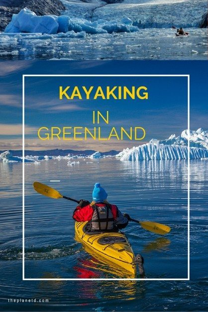 If you are going to kayak anywhere in the world, I would put kayaking in Greenland at the top of your list. Kayaking holds a strong tradition in Greenland.