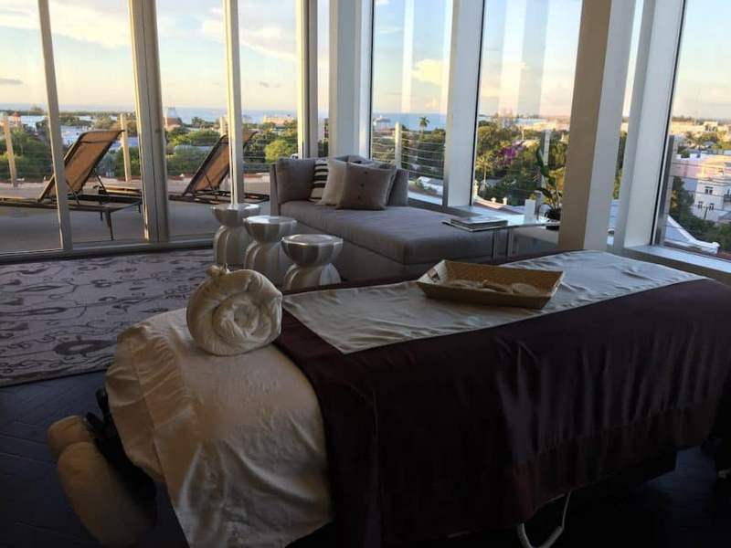 Crowne Plaza Key West spa vacation