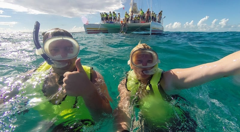 things to do in Key West - snorkeling