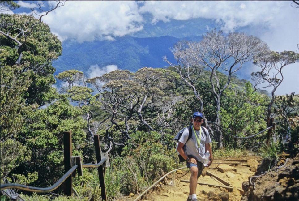 Mount Kinabalu-Malaysian Borneo- sabah