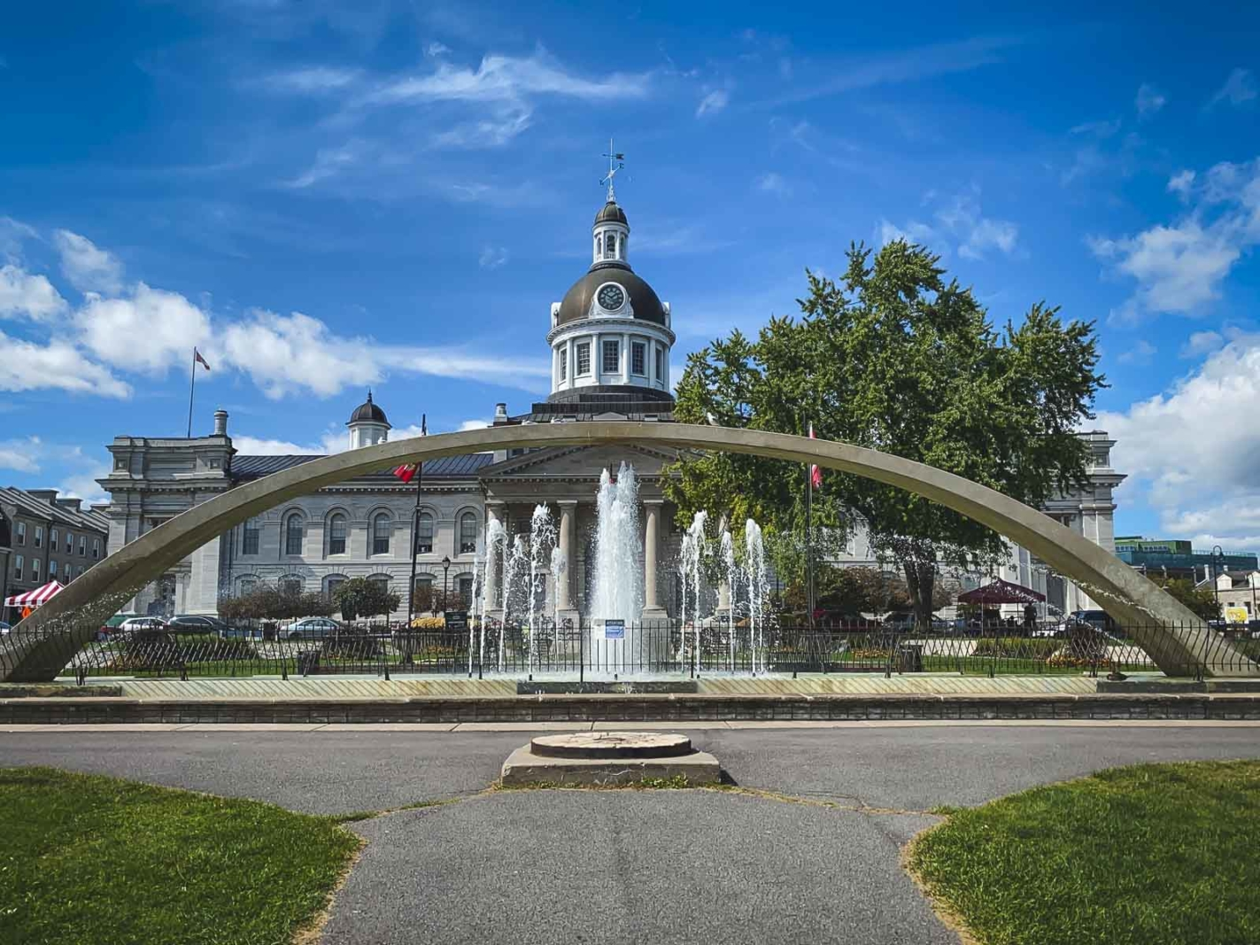 best things to do in kingston ontario confederation park