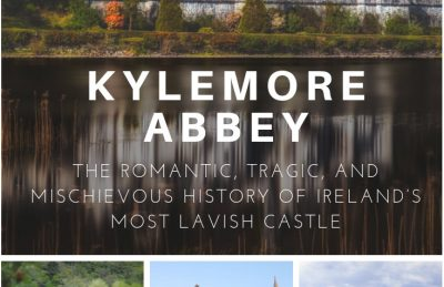 Kylemore Abbey Pin