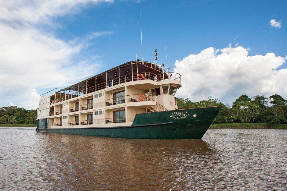 La Estrella Amazonica-starboard