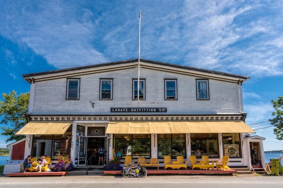 the famous lahave bakery nova scotia attractions