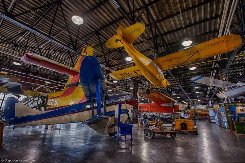 Lake-Superior-Circle-Tour-bushplane-museum