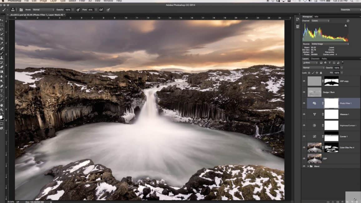 Landscape-photography-tutorial-post-production