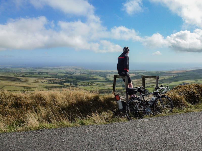 Isle of man cycling adventure